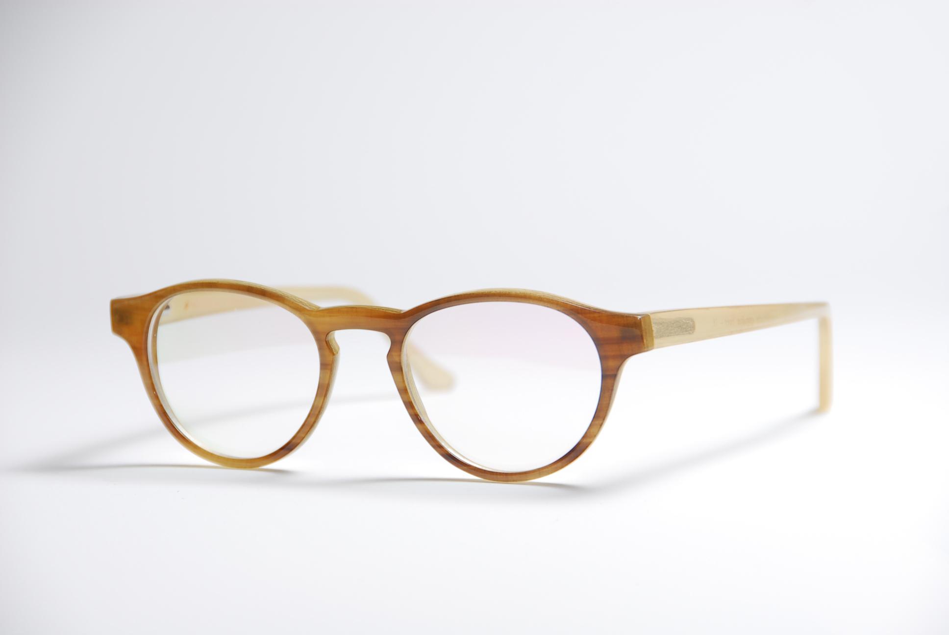 International design company occhiali in corno naturale for International design company